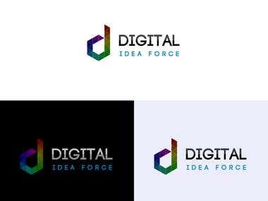 DigitalForce Logo