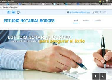 Estudio Notarial Borges
