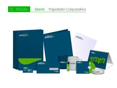 brochures and corporate ID design