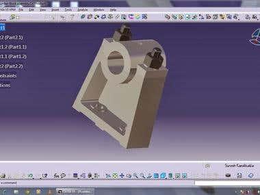 Plumber Assembly 3d modeling