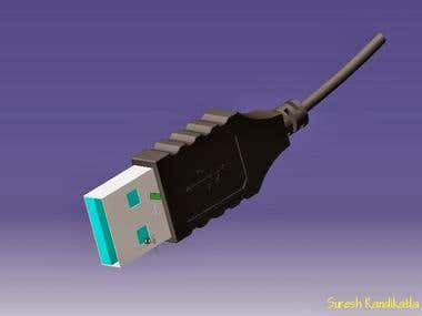 USB 3d Modeling and rendering