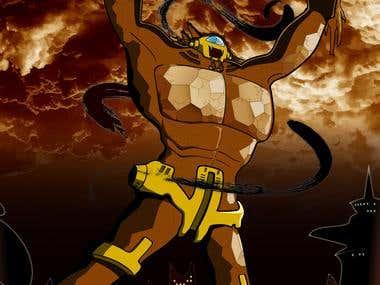 Satan-King Kong