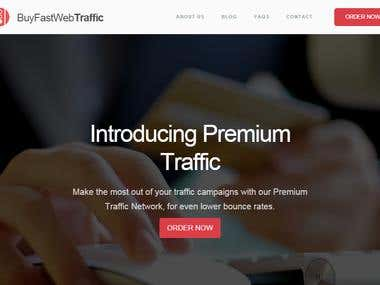 buy fast webtraffic