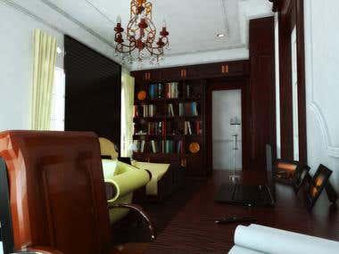 Interior_classic House