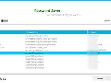 Password saver