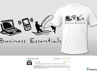 Montana T-shirt Design
