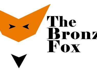 The Bronze Fox Logo