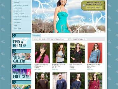 store for designer womenwear