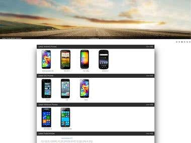 Smart Phone Database