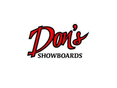 Don\'s Showboards