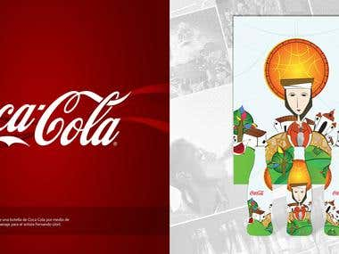 Demo - Illustration de botella