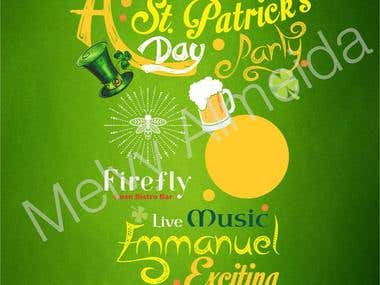 St. Patrick\'s Day Party