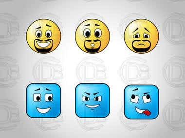 Emoji / Emoticons / Smiley