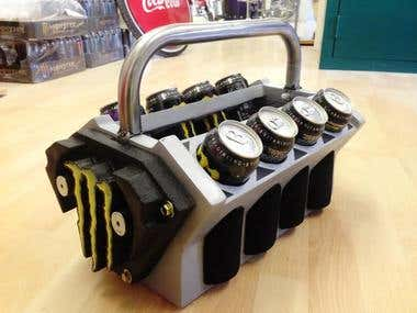 Engine Can Cooler
