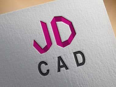 JD CAD logo
