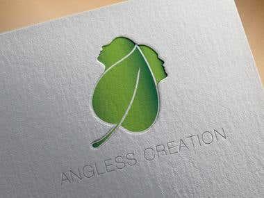 Angless Creation Logo