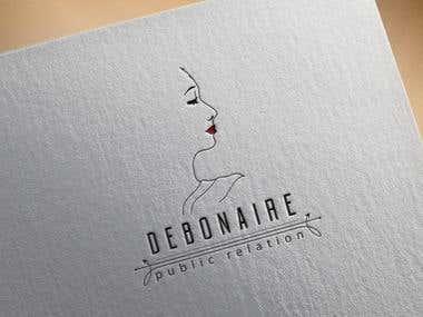 Debonaire PR Logo