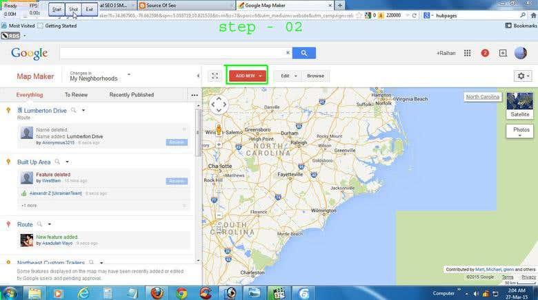 Google maps maker  | Freelancer