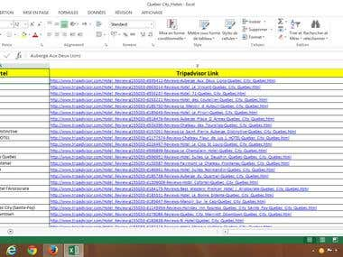 works in Microsoft Excel