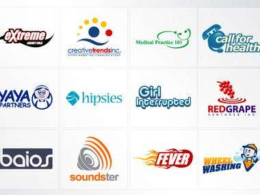 Creative Icon Logo Designs