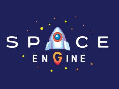 Space Creative logo
