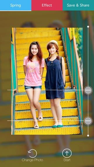 Kimochi - beauty utilization app