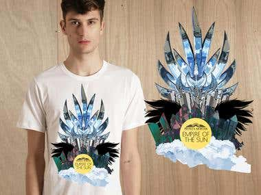 Empire of the Sun Design Shirt