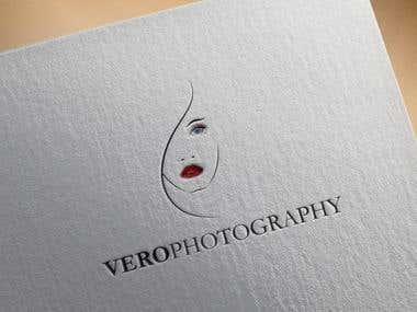 Vero Photography - Logo