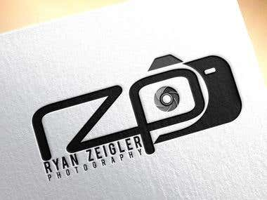 Ryan Zeigler Photography - Logo