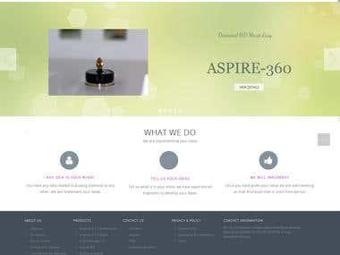 web devlopment and design