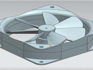 CAD/CAM modeling