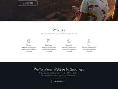 web #0