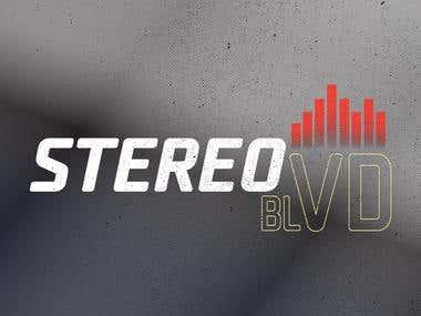 Stereo BLVD Logo
