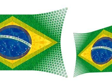 Arts for T-shirts (Brasil Elemental Dreams)