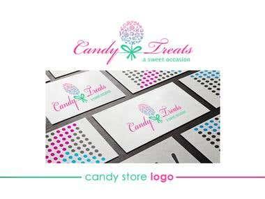 candy treats logo
