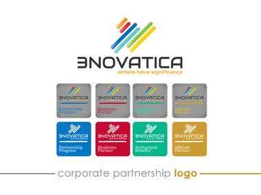 logo corporate partnership