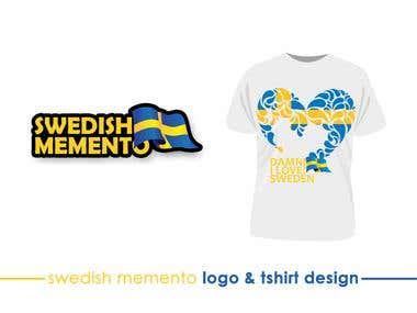 store logo & shirt design