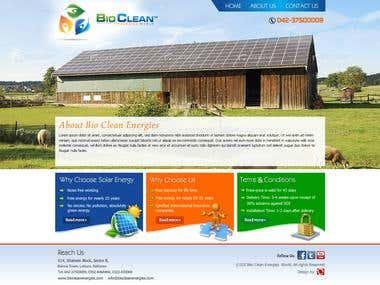 Bioclean Energies