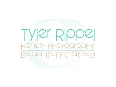 Tyler Rippel photography logos