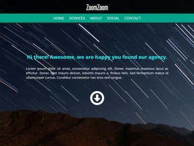 Custom Unique Website Design