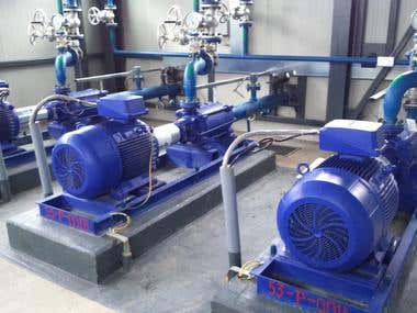 Water Injection Station
