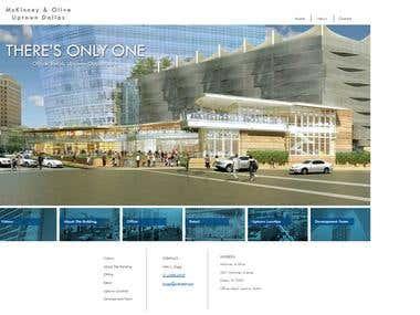 McKinney & Olive Website