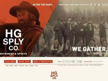 HG SPLY Co.