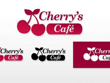 Cherry\'s Cafe 2015 Logo