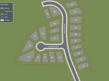 Site Plan Illustration Proposal