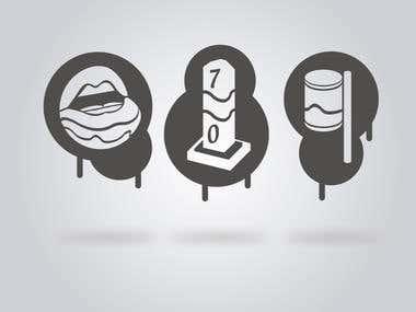 Icons Ilustration