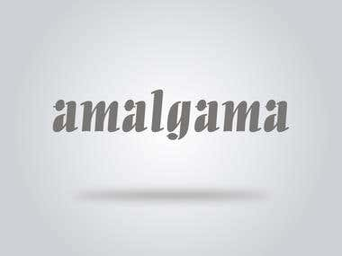 Amalgama Editorial Brand