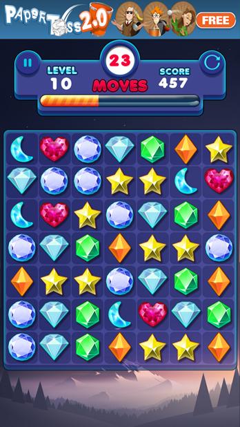 game Diamonds Quest