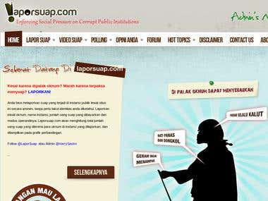 Laporsuap.com