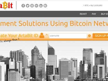 Payment Suolution Using Bitcoin